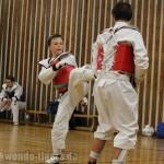 Sparring Taekwondo Tigers Berlin