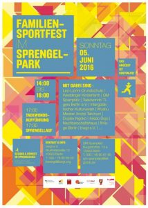 Sprengelpark Sportfest